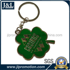 High Quality Zinc Alloy Soft Enamel Promotion Keychain pictures & photos