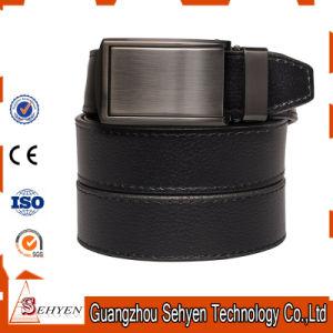 Wholesale Black PU Leather Belt for Men pictures & photos