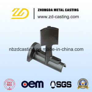 OEM Investment Steel Casting for Crusher Hammer pictures & photos