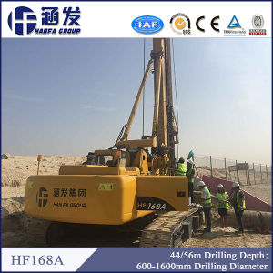 Rotary Drilling Kelly Bar, Hf168A Rotary Drilling Rig for Sale pictures & photos