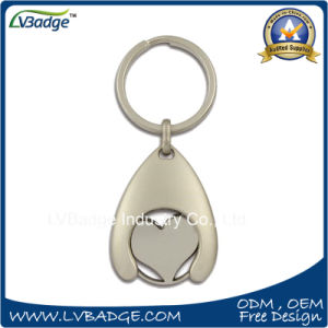 Custom Shopping Trolley Token Coin for Promotion pictures & photos