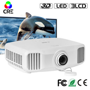Full HD 1920 Video 3D LED Projector pictures & photos