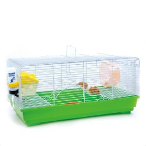 Metal Deluxe Pet Cage Hamster Cage pictures & photos