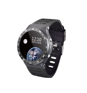 New Fashion GSM 3G Quad-Core Android 5.1 Smart Watch pictures & photos