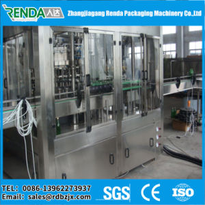 3 in 1 Rcgf18186 Pet Bottle Pulp Juice Bottling Machine 6000bph pictures & photos