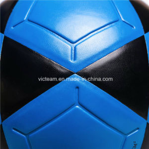 Amazing Outdoor Blue Street Football Soccer Ball pictures & photos