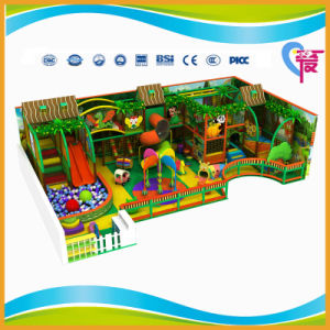 Colorful Attracted Small Indoor Soft Playground for Children (A-12317) pictures & photos