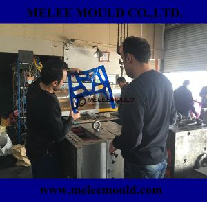 Melee Injection Plastic Chair Moulding pictures & photos