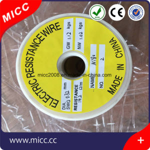 Micc Nicr8020 Nichrome Wire 0.32 Resistance Wire pictures & photos