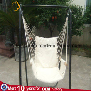White Color Cotton Good Rest Hammock Hanger Chair pictures & photos