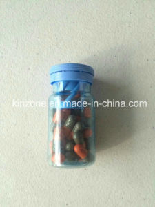 OEM Lose Fat Diet Pills Slimming Orange and Gray Capsule pictures & photos