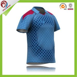 Custom Sublimated Polyester Team Cricket Uniforms Design pictures & photos