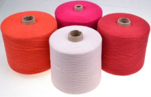 Wholesale Blended Stock Cashmere Yarn pictures & photos