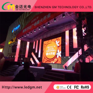 RGB Full Color P3.91 Indoor Rental LED Display Screen Stage pictures & photos