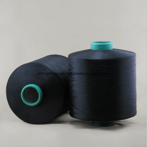 100% Polyester Ddb 300d/72f Him Grade AA Yarn pictures & photos