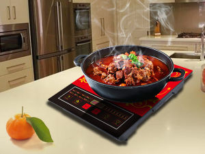 Multi-Function Touch Control Induction Cooker for Commonly Use pictures & photos