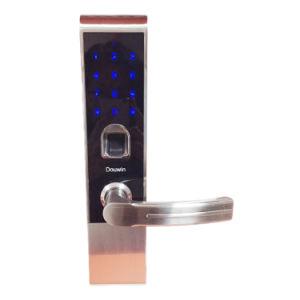 Top Quality Outdoor Fingerprint Code Digital Door Lock pictures & photos