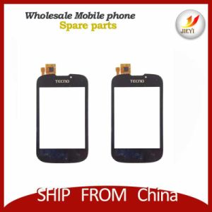 Black Color Touch Screen for Tecno H7 Touch Front Glass Replacement Digitizer Sensor pictures & photos