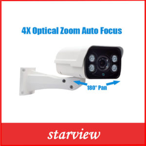 2.0MP H. 264 WDR 4X Optical Zoom Auto Focus Outdoor IR Waterproof CCTV Security IP Camera pictures & photos