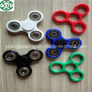 OEM Design Bearing EDC Hand Finger Spinner with ABS Plastic Material ABS Fidget Spinner pictures & photos