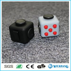 Magic Fidget Cube Anxiety Stress Relief Focus 6-Side Gift for Adults&Child pictures & photos