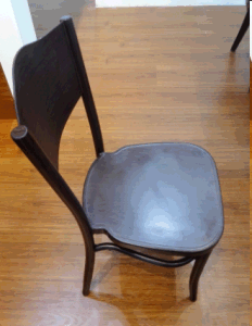 Aluminum Chair in Wood Grain Finish. pictures & photos