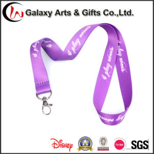 Custom Sublimation Polyester Printed Dyed Lanyard pictures & photos