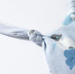 100% Cotton Cute Rabbit Newborn Baby Hat pictures & photos