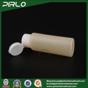 50ml HDPE Plastic Bottle with Flip Top Lotion Cap Travel Size Lotion Bottle pictures & photos