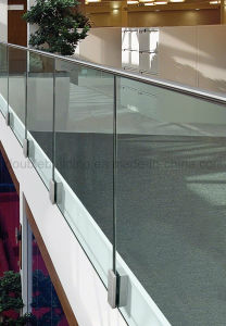 Side Mounted Spigot Glass Balustrade/Fence/Rail pictures & photos