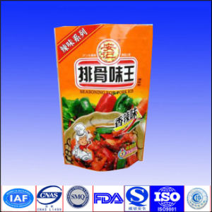 Food Plastic Ziplock Bag pictures & photos