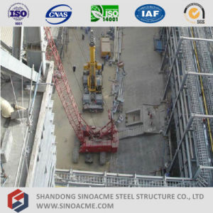 Sinoacme High Rise Steel Structure Industrial Building pictures & photos