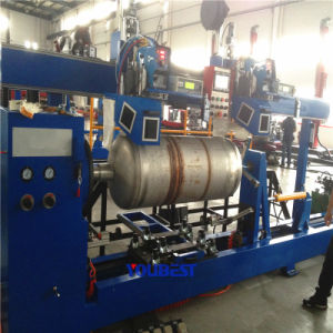 Automatic Argon Arc Circular Seam Welding Machine for Tanks pictures & photos