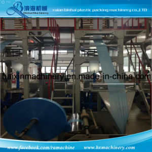 Rolling Garbage Bag Film Blowing Machine pictures & photos