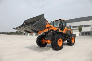 Ensign 5 Ton Wheel Loader Model Yx656 with Weichai Engine, Joystick and 3.0 M3 Bucket From China pictures & photos