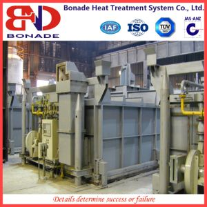 Bell Gas-Fired Furnace for Large Workpiece Heat Treatment pictures & photos