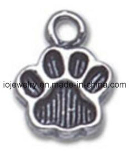 Very Cute Jewelry Paw Print Charm pictures & photos
