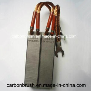High Quality Morgan Carbon Brush NCC634 For Wind Power Generator pictures & photos