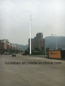 Hot DIP Galvanized Landscape Telecom Steel Tower pictures & photos