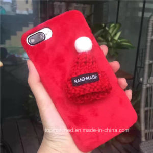 Lovely Fur Case for Girls, Soft Mobile Phone Shell Cover for iPhone 6 6s pictures & photos