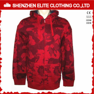 High Quality Hot Selling Mens Red Camo Hoodies (ELTHI-66) pictures & photos
