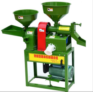 High Efficient Combined Rice Mill Machine Sunfield pictures & photos