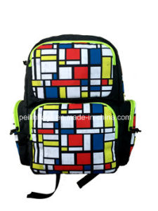Fashion Multi-Compartment Backpack for School, Travel
