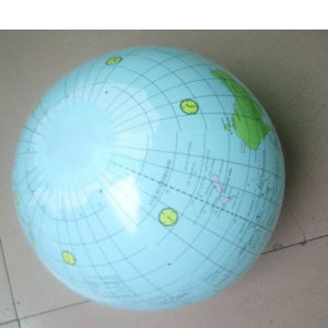 PVC or TPU Inflatable LED Globe for Promotion or School Study pictures & photos