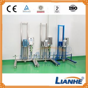 Small Laboratory Mixing Machine Lab Mixer for Liquid pictures & photos