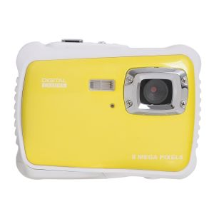 12MP 720p HD 3m Waterproof Children Digital Camera