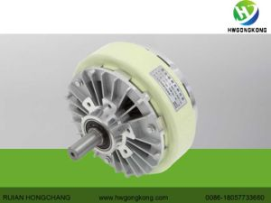 Single Shaft Type Magnetic Powder Brake for Plastic Machinery (100N. m) pictures & photos
