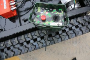 Patent Design Rubber Track Chassis Assembly pictures & photos