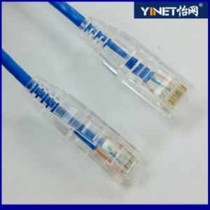 28AWG Patch Cord Category 6 Network Cable pictures & photos