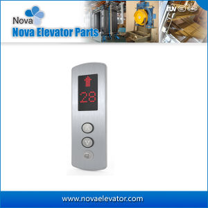 Elevator Single Lop with Stainless Steel Finish pictures & photos